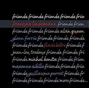 "lindemann ""Friends"" Cover"